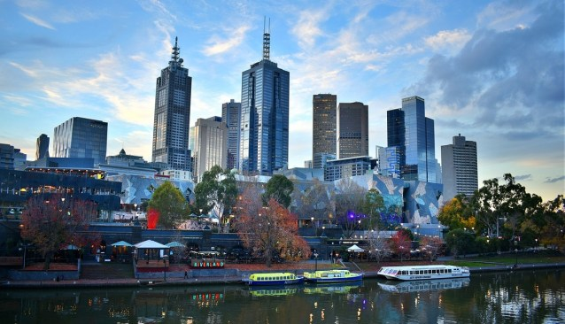 Inside Melbourne's High-Tech Vision and Smart City