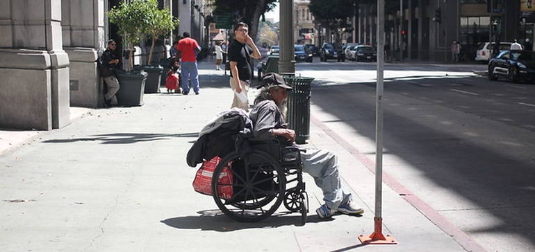 To Make A More Accessible City, Turn To The Sidewalk