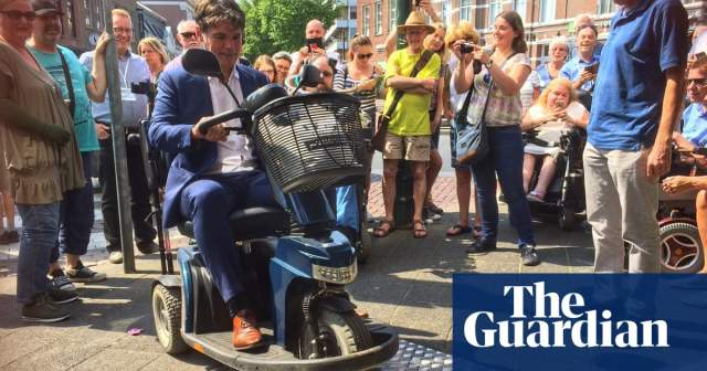'People Aren't Disabled, Their City Is': Inside Europe's Most Accessible City