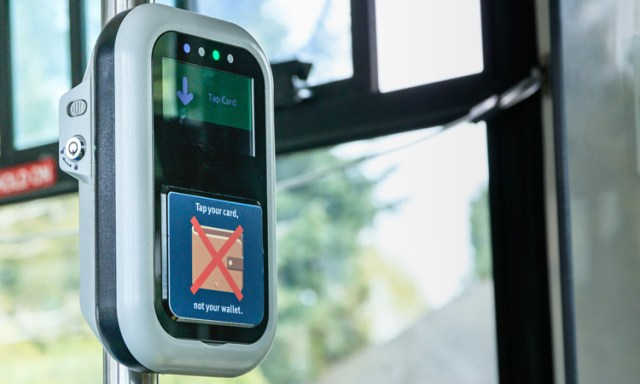 How well are we ensuring that contactless fare payment is accessible and equitable?