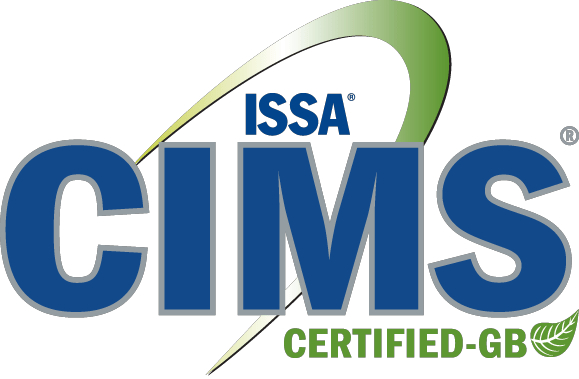 ISSA CIMS Certified-GB logo