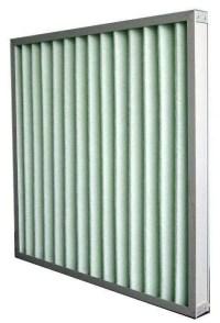 refrigeration parts: Aluminium Frame Pre Pleat Furnace Filter