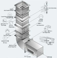 Ductwork Parts Gallery