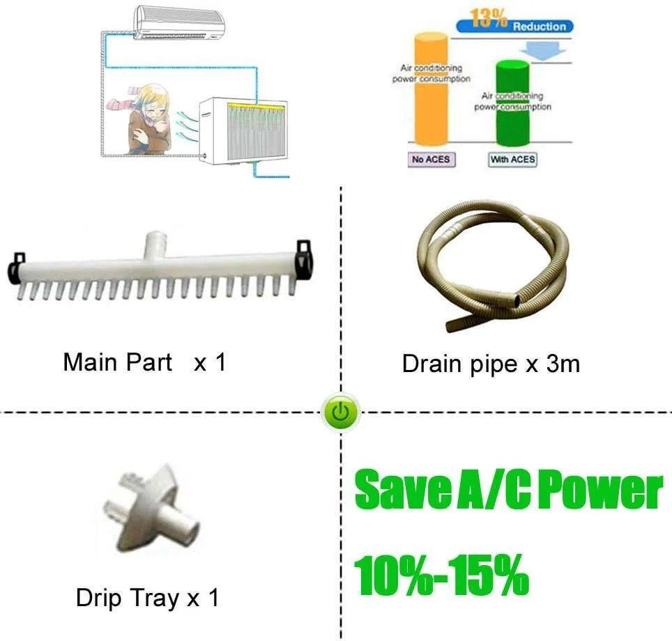 hight resolution of air conditioner energy saver