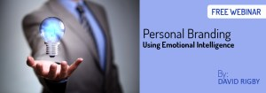Webinar - Personal Branding using Emotional Intelligence