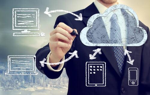 cloud computing data management solution