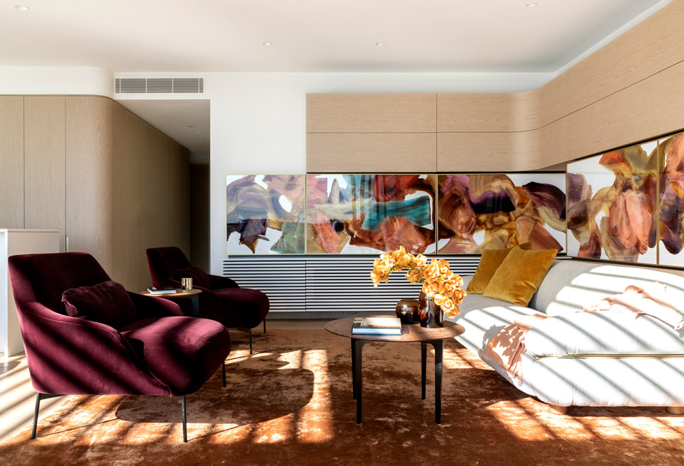 Alexander At Barangaroo Smart Design Studio Sydney Architects