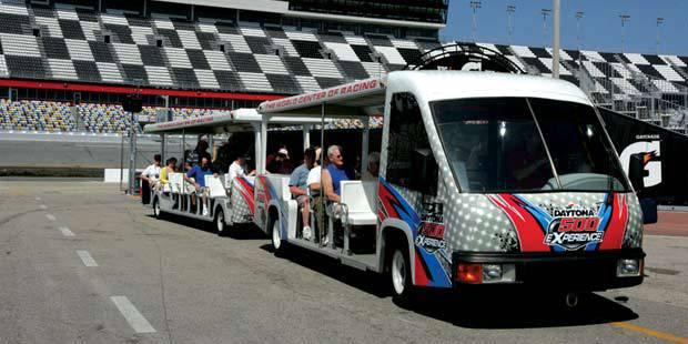 Daytona International Speedway All Access Tour 1