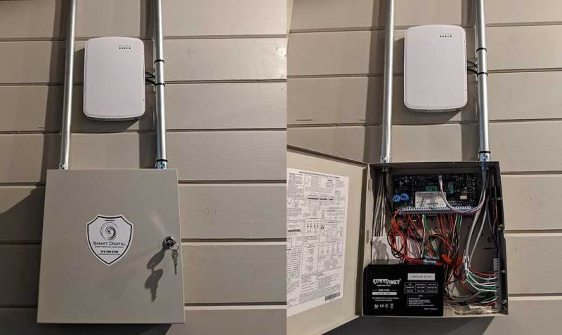 access point security company ohio