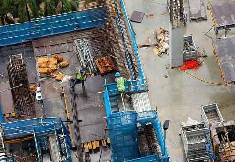 construction sites security systems in ohio