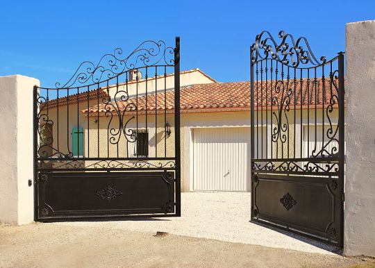 automatic swing security gate installer ohio