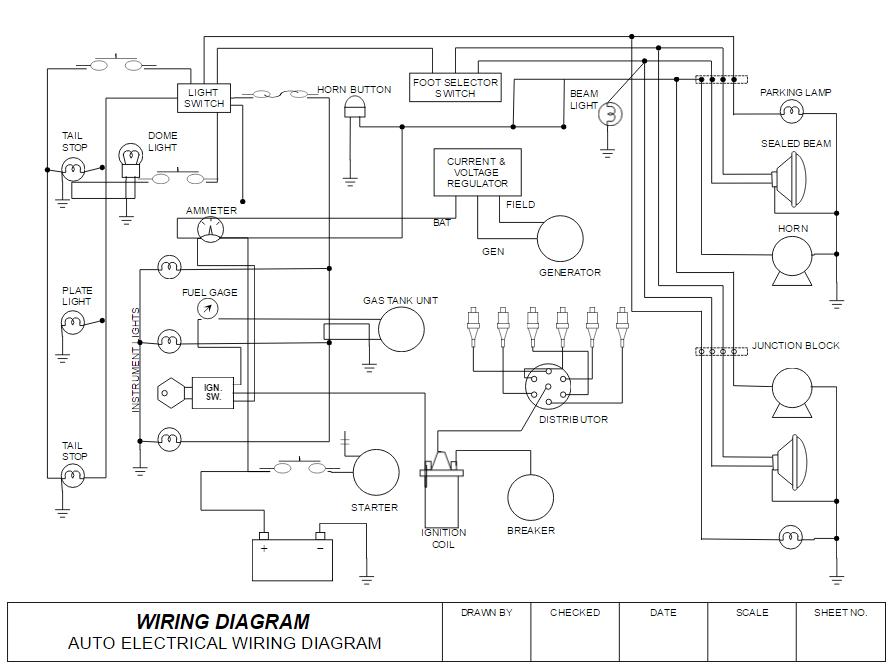 Schematic Diagram Software  Free Download or Online App