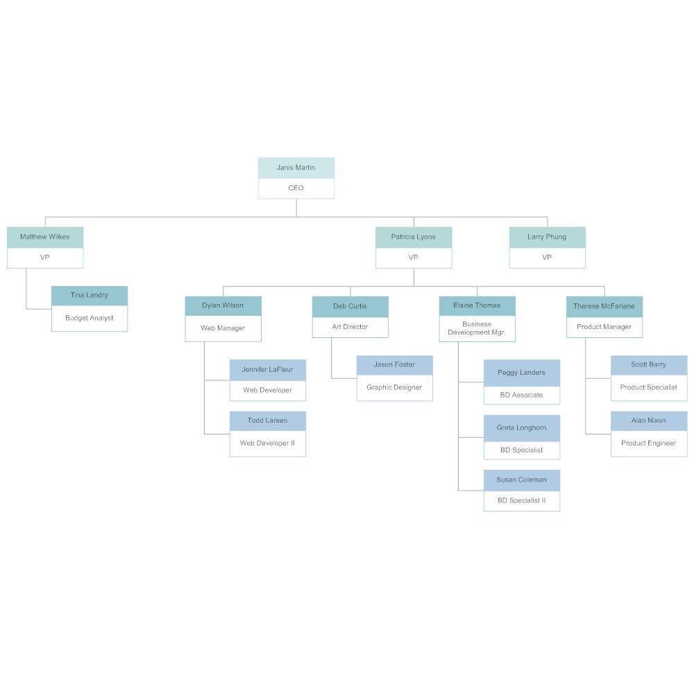 medium resolution of corporate organizational chart