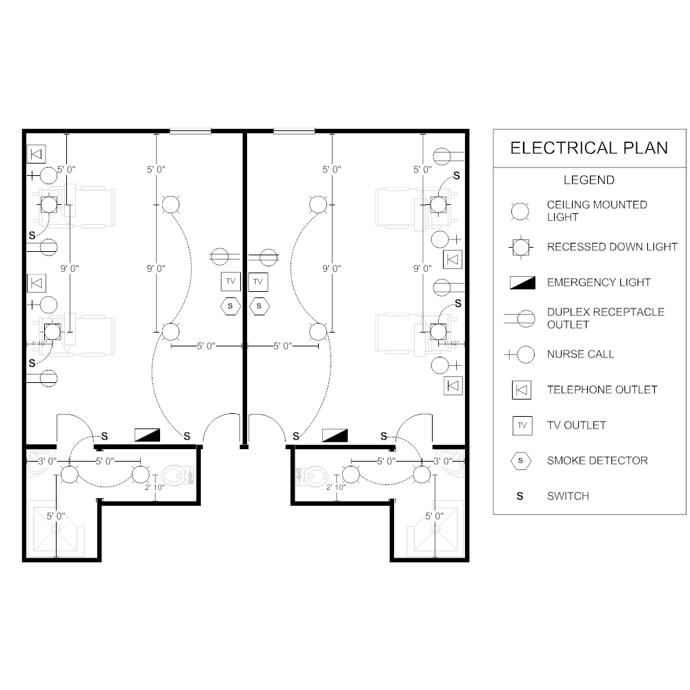 Sample Electrical Layout