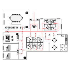 Example Of Fire Exit Diagram Bmw E30 323i Wiring Escape Plan Maker Make Pre Templates For Workplace Evacution