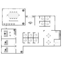 Office Floor Plan
