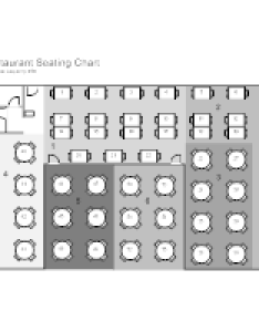 restaurant seating chart software www