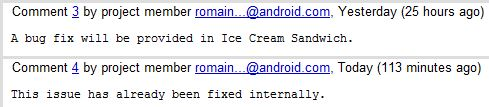 Ice Cream Sandwich Forum