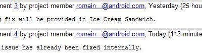 Ice Cream Sandwich Forum