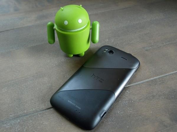 HTC Sensation Test