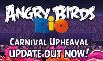 angry birds carnival upheavel