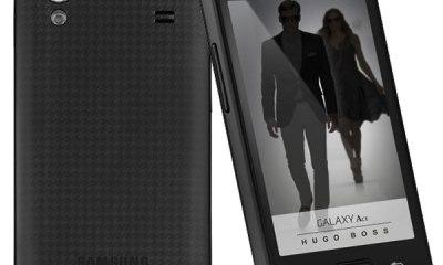 Galaxy Ace Hugo Boss