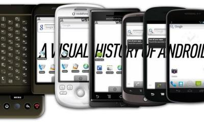 android-geschichte