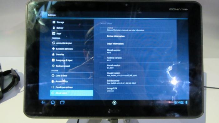 Acer Iconia Tab A510 CES 2012 (11)