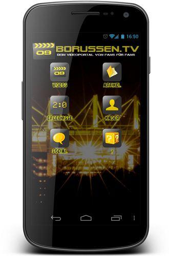 BorussenTV Android