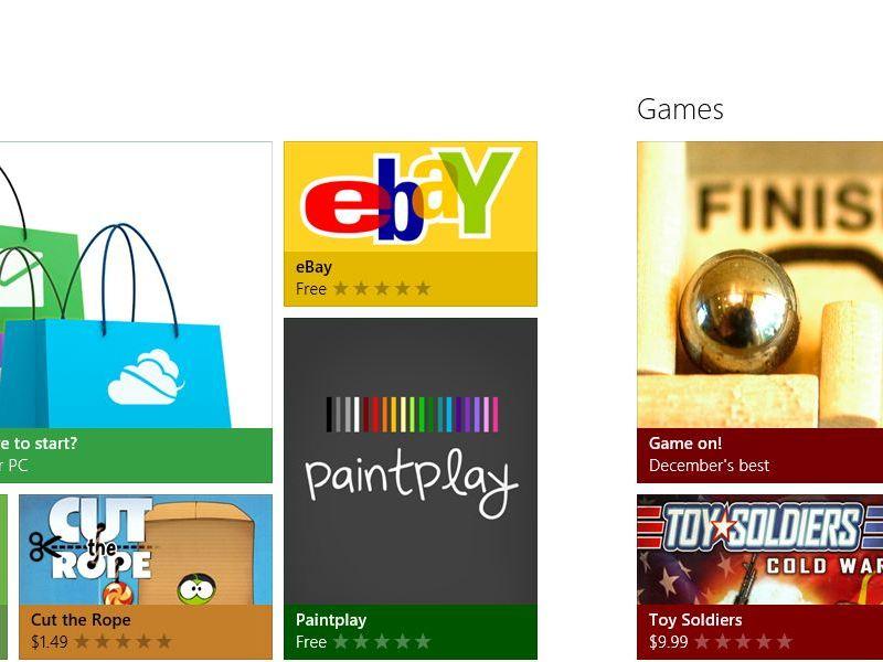 Windows 8 Store