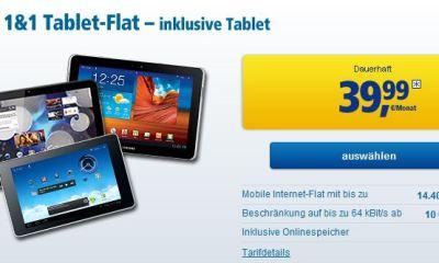 1und1 tablet-flat