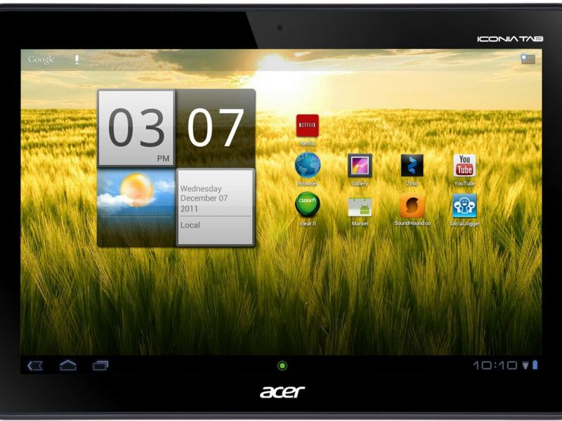 Acer Iconia Tab A200 Produktbild