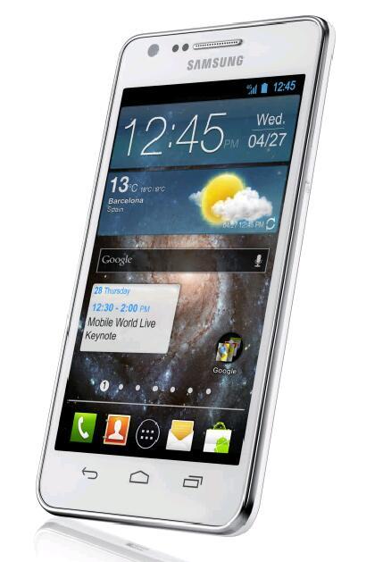 Galaxy S2 Plus