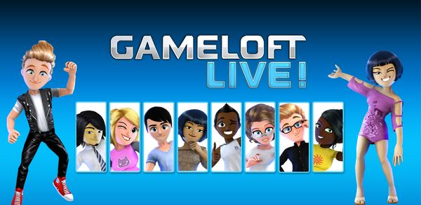 Gameloft Live!