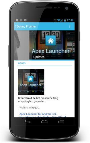 android people kontakte