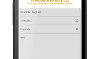 dict.cc android