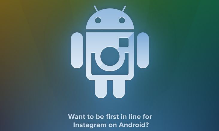 instagram android signup page