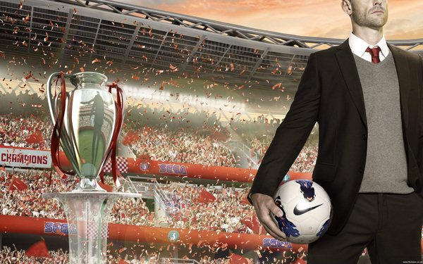 SEGA Football Manager 2012