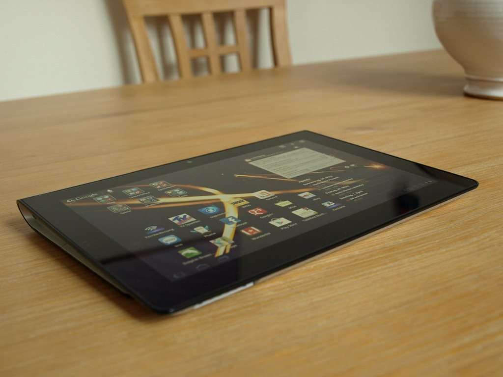 Sony Tablet S Review