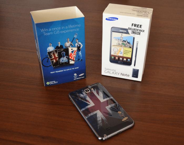 Galaxy-Note-Olympics