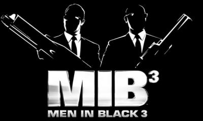 Men in Black 3 Header