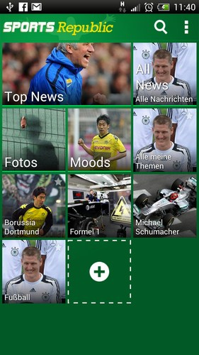 Sports Republic Screenshot Android