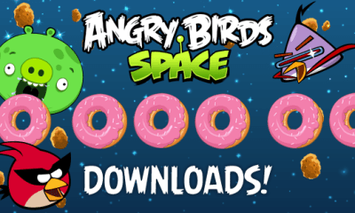 angry birds space 100mio download