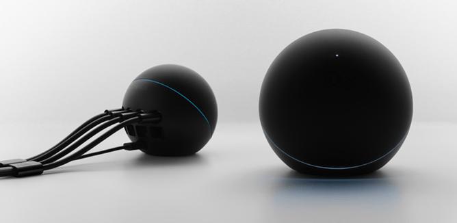 Nexus Q Produktbild