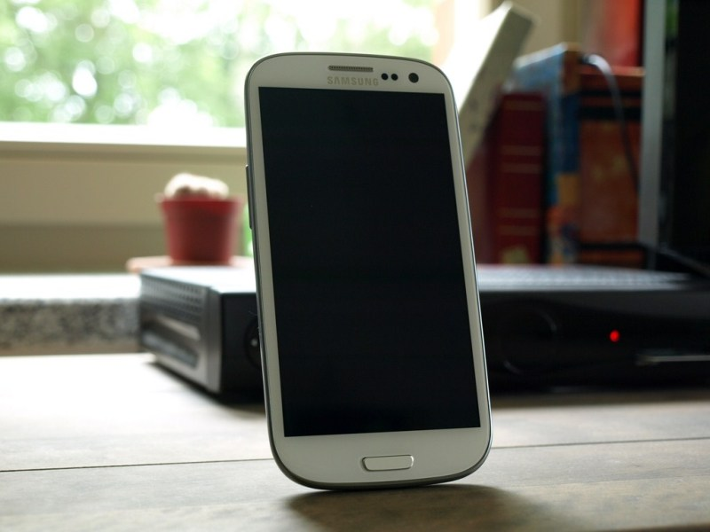 Samsung Galaxy S3 Test