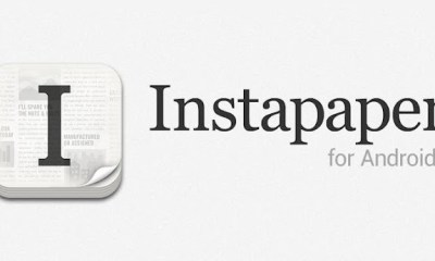 Instapaper Android Header