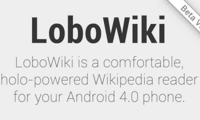 LoboWiki Header
