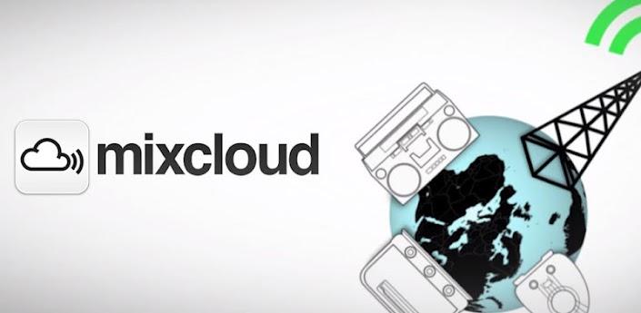 Mixcloud Header