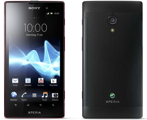 Sony Xperia Ion Produktbild