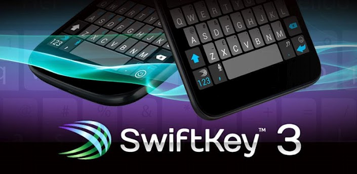 SwiftKey 3 Android Header